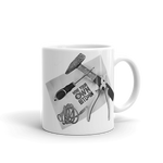"Coffe Mug ""Mine Your Own BTC"""