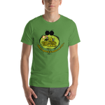 "Mens T-Shirt ""My Wallet Is Like An Onion Green"""