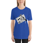 "Womens T-Shirt ""Mine Your Own BTC"""