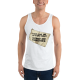 "Mens Tank Top ""I Feel Like An Altcoin"""