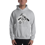"Mens Hoodie ""Mine Your Own BTC"""