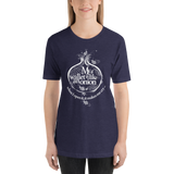 "Womens T-Shirt ""My wallet is like an Onion White"""