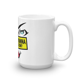 "Coffe Mug ""Hey Kids Want To Buy BTC"""