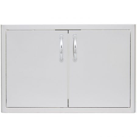 "Blaze 40"" Double Access Door with Paper Towel Holder"