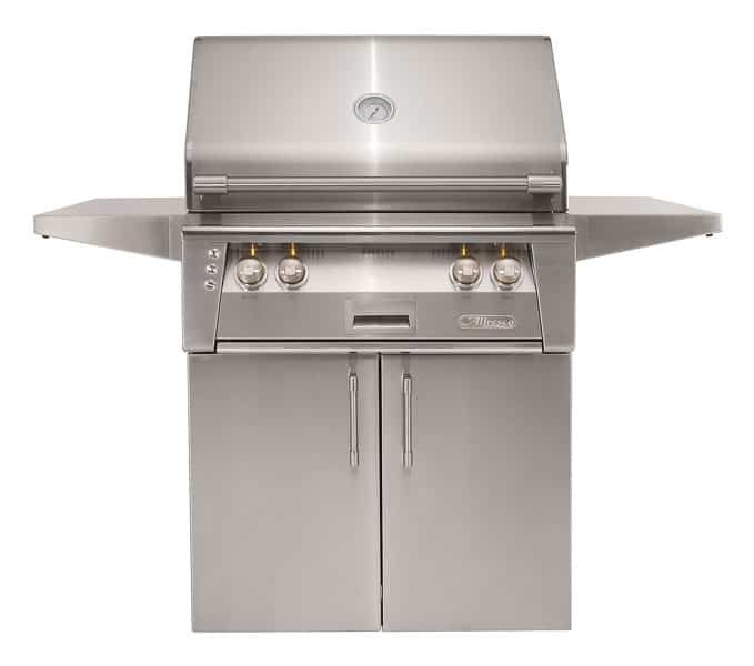 "Alfresco 30"" Freestanding Luxury Grill"