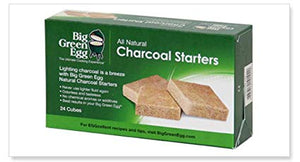 Big Green Egg Instant Fire Starters