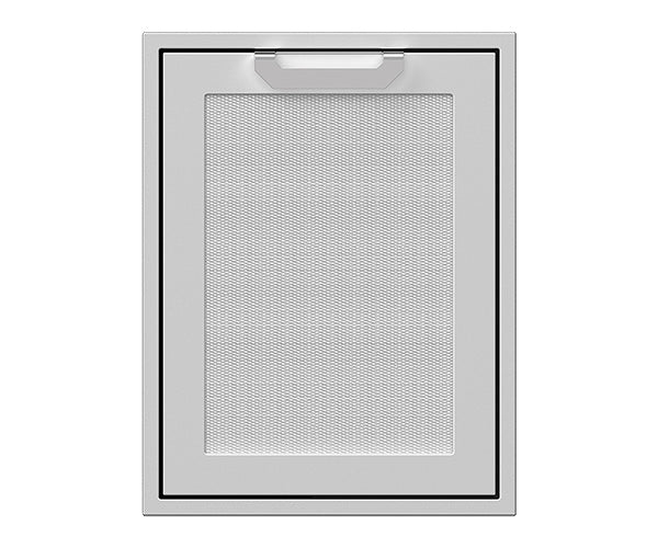 "20"" Hestan Outdoor Trash/Recycle Drawer"