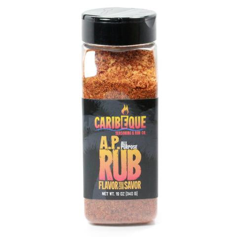 Caribeque All Purpose (A.P.) Rub