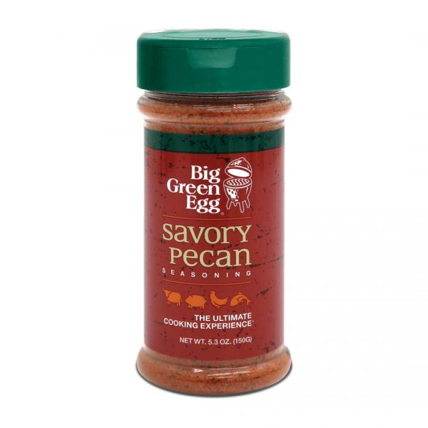 Big Green Egg Seasoning Savory Pecan