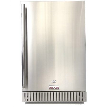 Blaze 4.1 Cu. Ft. Outdoor Stainless Steel Compact Refrigerator