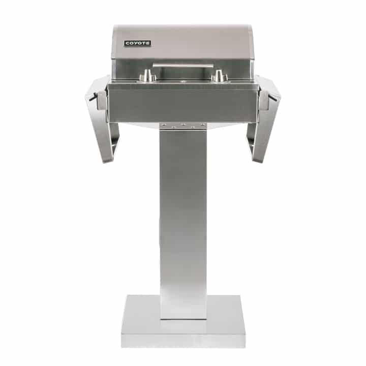 Coyote Electric Grill with Pedestal Stand
