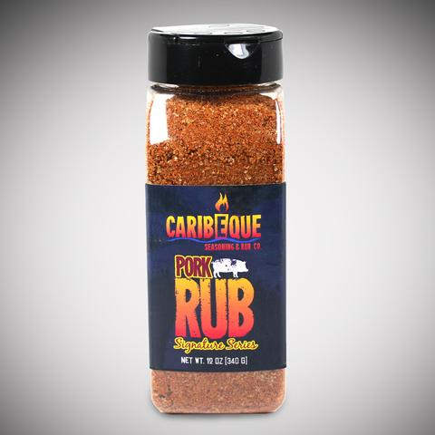 Caribeque Pork Rub: Signature Series