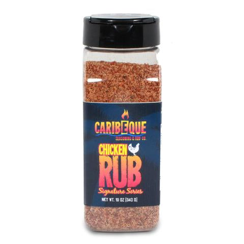 Caribeque Chicken Rub: Signature Series