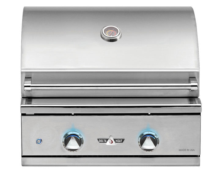 "Delta Heat 26"" Outdoor Gas Grill"