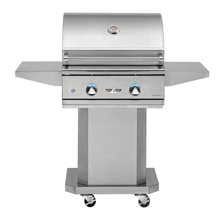 "Delta Heat Freestanding 26"" Outdoor Gas Grill"