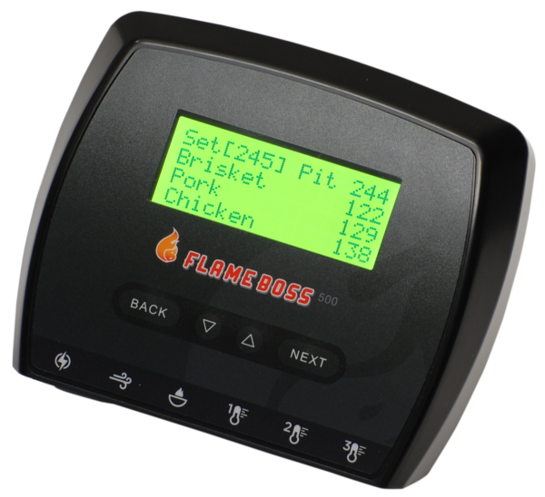 Flame Boss 500 WiFi Smoker Controller Kit