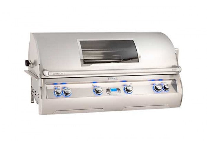 FireMagic E1060i Built-In Grill with Digital Thermometer and Magic View Window