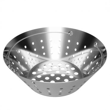 Big Green Egg L Stainless Steel Fire Bowl