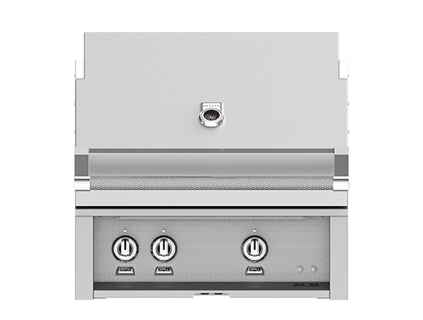"30"" Hestan Outdoor Built-In Grill - G_BR Series"