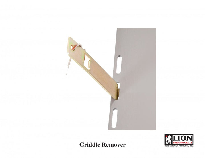 Lion Griddle Remover & Bottle Opener