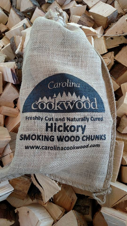 Carolina Cookwood Hickory Chunks