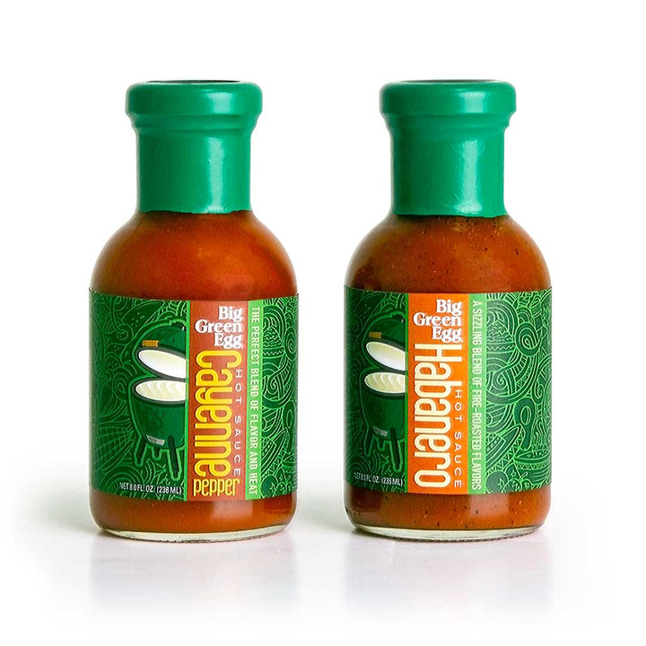 Big Green Egg Sauce Habanero Hot