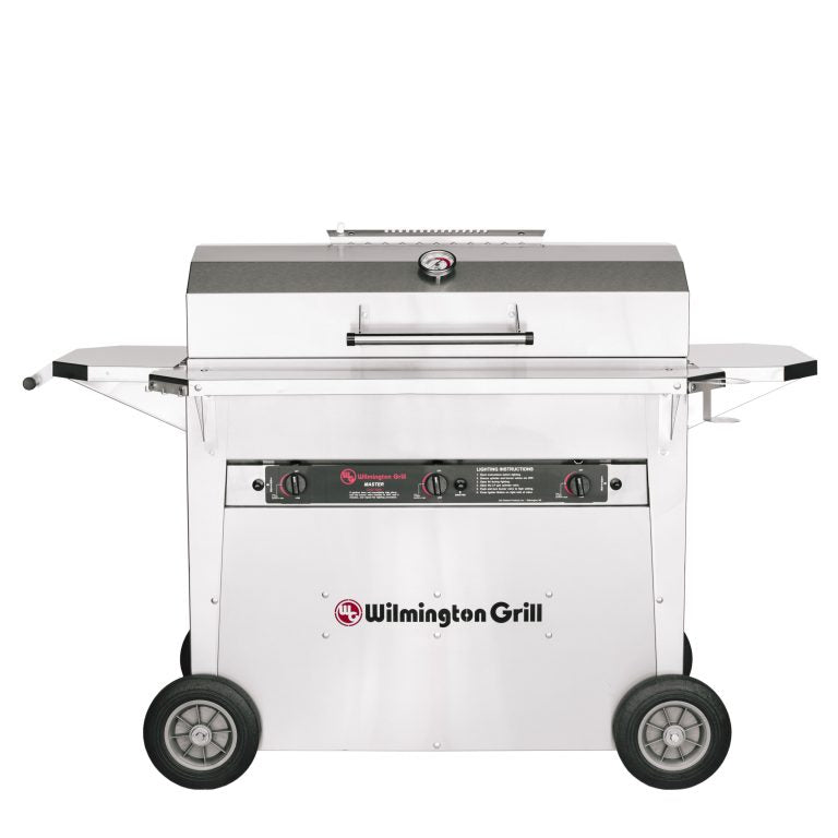 Wilmington Grill Master Gas Grill