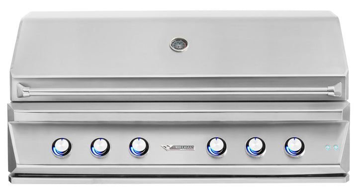 "Twin Eagles 54"" Outdoor Gas Grill"