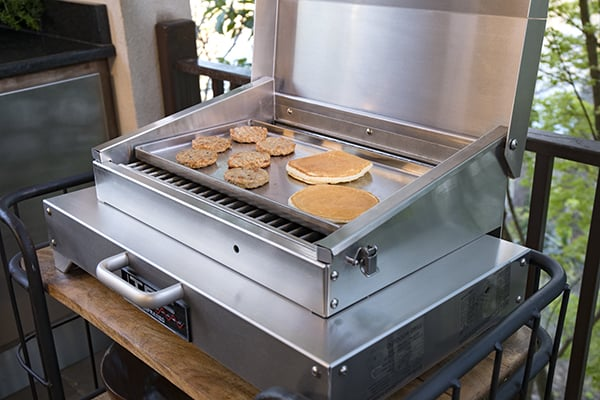 TEC Griddle For G-Sport, Cherokee, Sterling, and Sterling G Grills