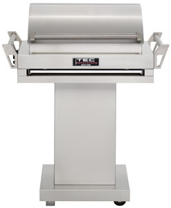 "TEC 36"" G-Sport FR Grill on Stainless Pedestal"
