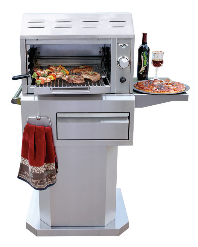 "Twin Eagles 24"" Salamangrill Base"