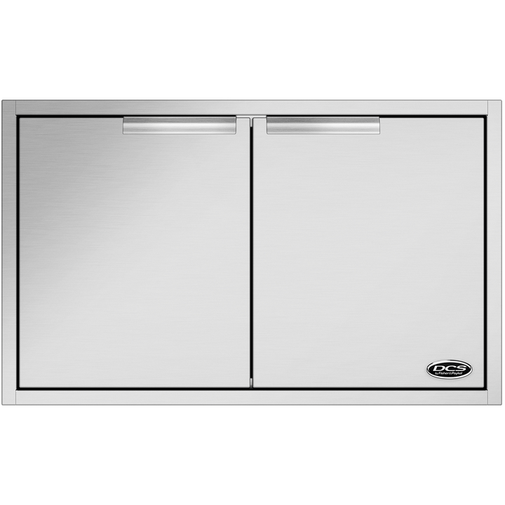 "DCS 36"" Built-In Double Access Doors"