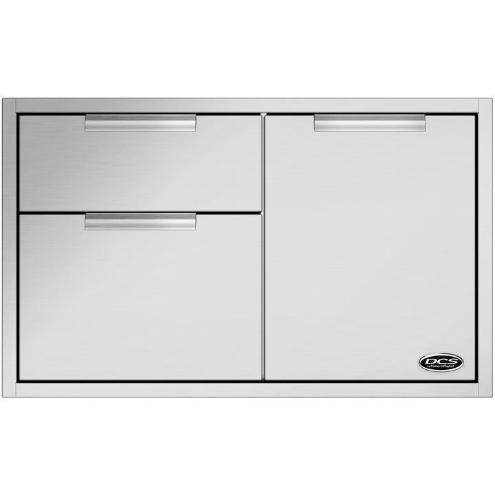 "DCS 36"" Built-In Access Drawers"