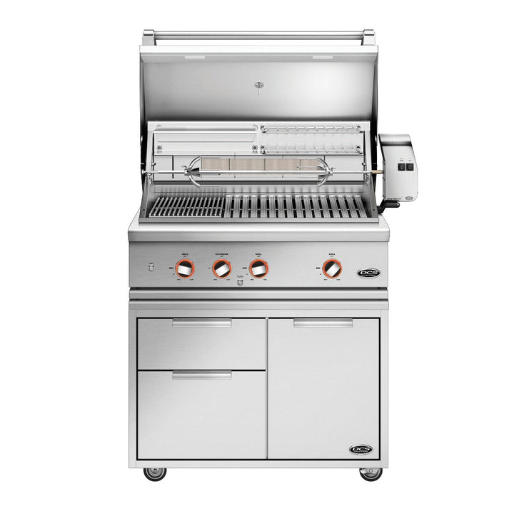 "DCS 36"" Grill on Cart - BE1 Model 9 Series"