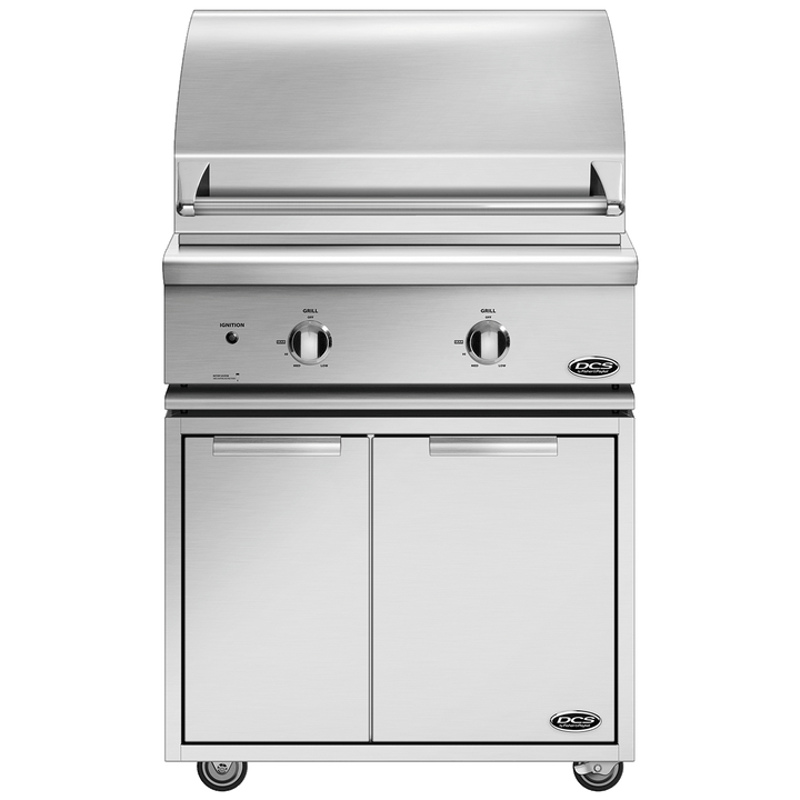 "DCS 30"" Traditional Grill Non Rotisserie On CAD Cart - BGC Model"