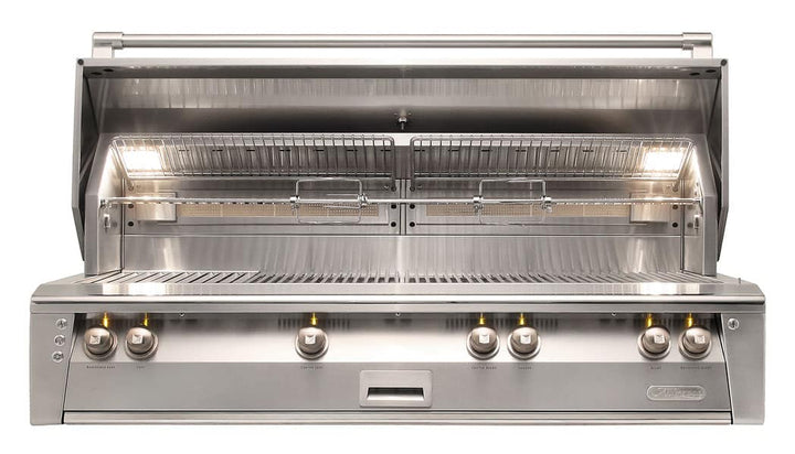 "Alfresco 56"" Built-In Luxury All Grill"