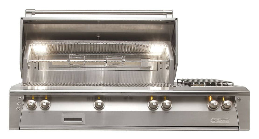 "Alfresco 56"" Built-In Luxury Deluxe Grill"