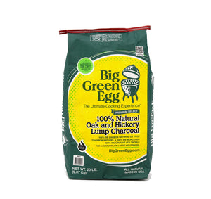 Big Green Egg 20lb Bag of Charcoal 2 Bag Package