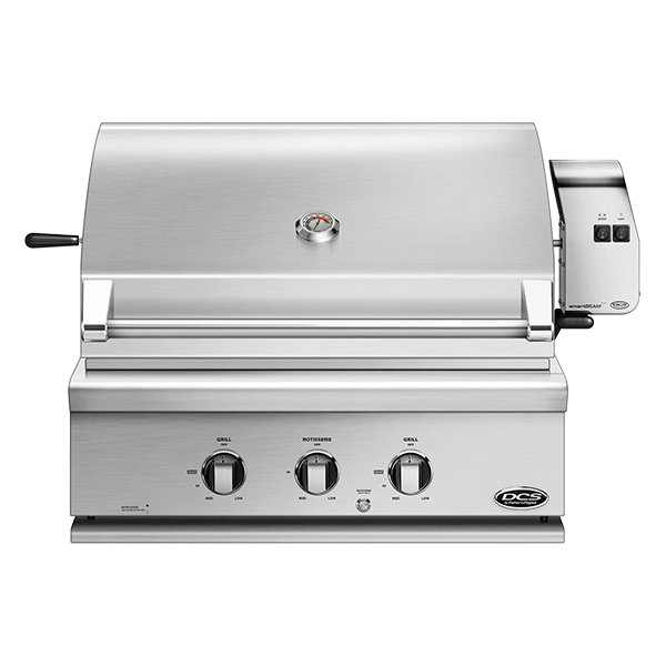 "DCS 30"" Traditional Built-In Grill With Rotisserie - BH1 Model 7 Series"