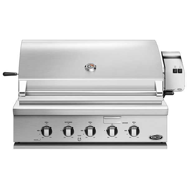 "DCS 36"" Traditional Built-In Grill With Rotisserie - BH1 Model 7 Series"