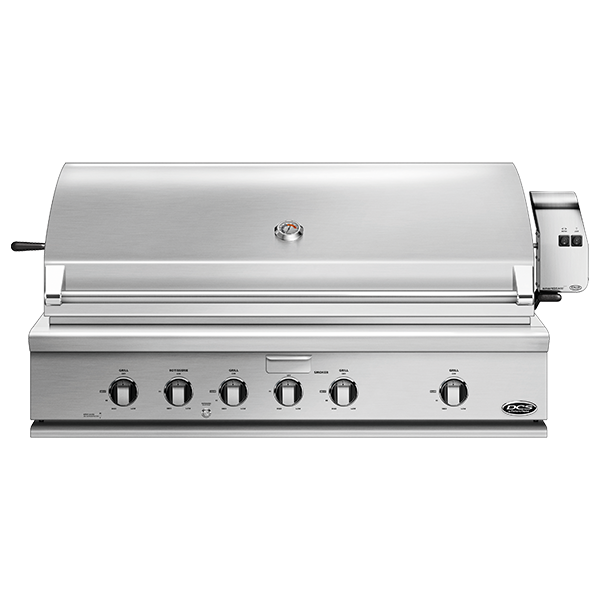 "DCS 48"" Traditional Built-In Grill With Rotisserie - BH1 Model 7 Series"