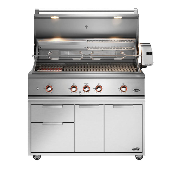 "DCS 48"" Grill on Cart - BE1 Model 9 Series"