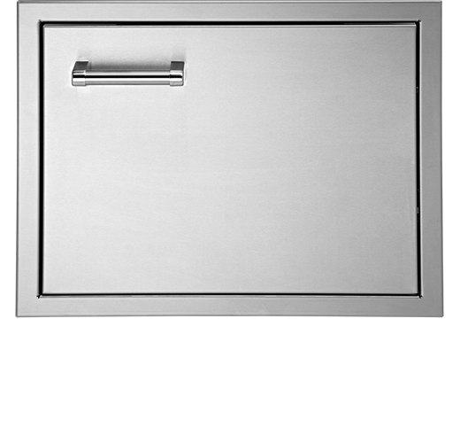"Delta Heat 22"" Horizontal Single Access Door"