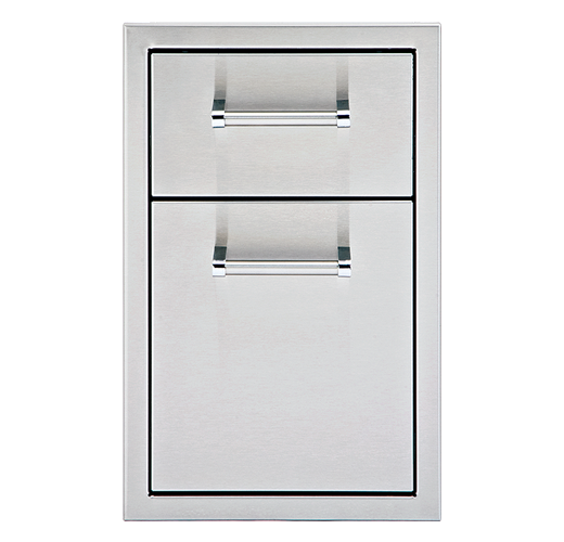 "Delta Heat 13"" Double Storage Drawers"