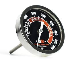 Yoder Lid Temperature Gauge / Thermometer
