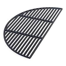 Big Green Egg Cast L 1/2 Cast Iron Grid (Need 2 for Full)