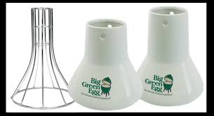 Big Green Egg Beer Chicken Holder