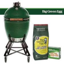 Big Green Egg L Egg Package Deal