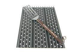 Yoder 3 Piece Aluminum Grill Grates and Grate Tool