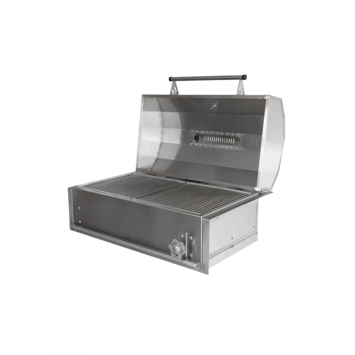 "Wilmington Grills 36"" Drop-In Charcoal Grill"